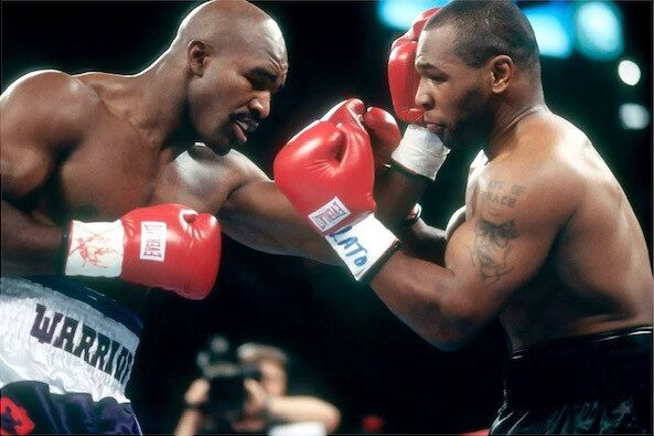 Mike Tyson & Evander Holyfield Confirmed Rematch