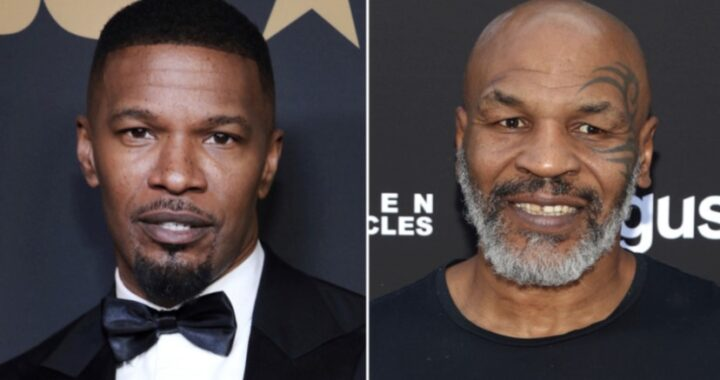 Mike Tyson Upcoming series – Played by Jamie Foxx