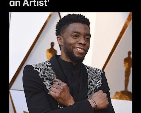Castmates Celebrate Chadwick Boseman in Netflix Special