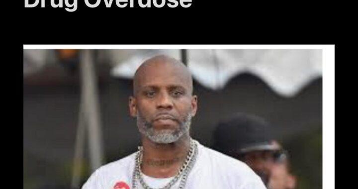 DMX Hospitalized After Drug Overdose