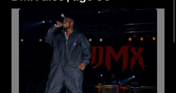 DMX Dies At The Age Of 50