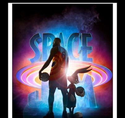 LeBron James & Bugs Bunny Team Up in 'Space Jam