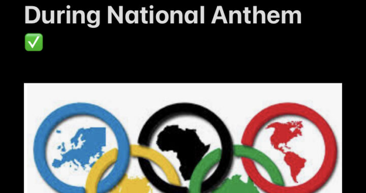 Olympic Trials To Allow Raised Fists & Kneeling During National Anthem