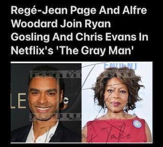Netflix's The Gray Man