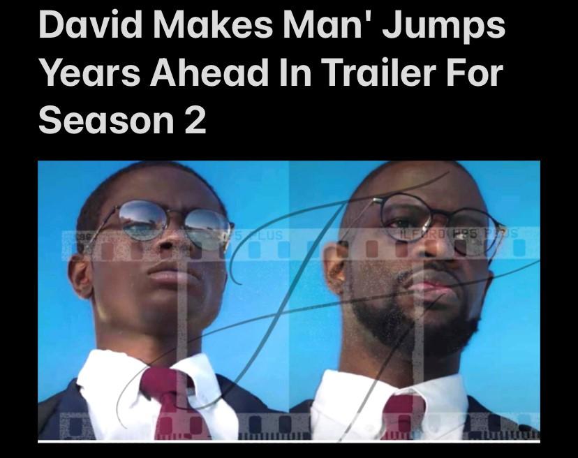 David Makes Man - Jumps Years Ahead In Trailer For Season 2